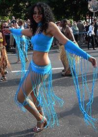 Brazilian Dance - Samba Dance Brazil - Capoeira Dance