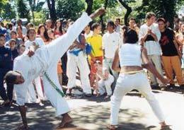 capoeira brazilian dance