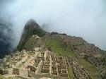 Macchu Piccu Peru